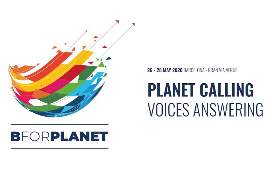 B for Planet, nuevo congreso en Barcelona para el Desarrollo Sostenible