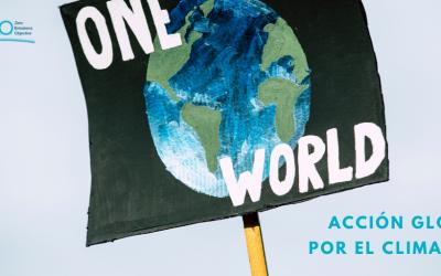 PlataformaZEO se suma a la iniciativa Acción Global por el clima 24A