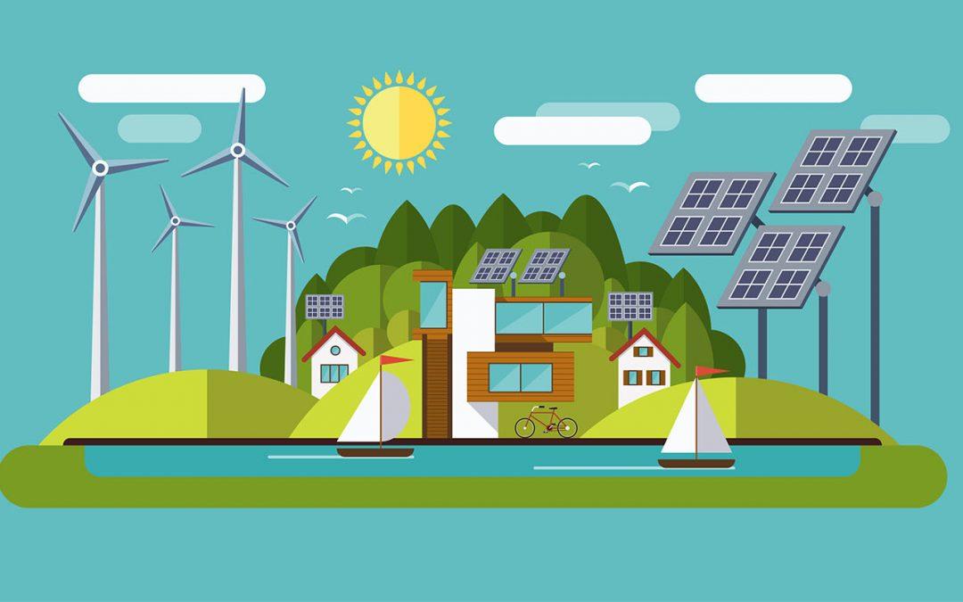 La energía limpia alcanzará el 40% de la generación mundial de electricidad este 2020