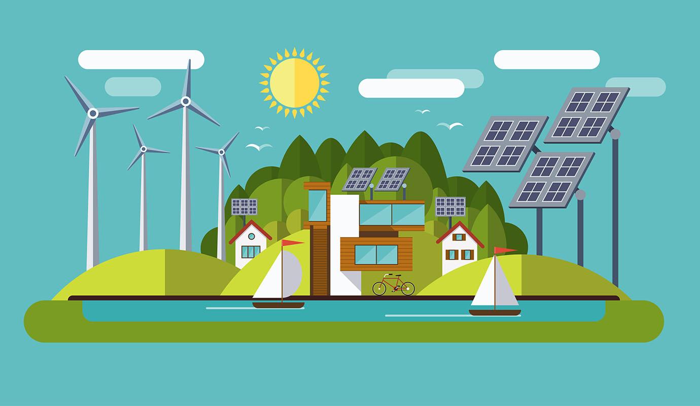 La energía limpia llegará al 40% 2020