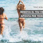 Quines opcions de vestits de bany sostenibles o circulars existeixen a Espanya?