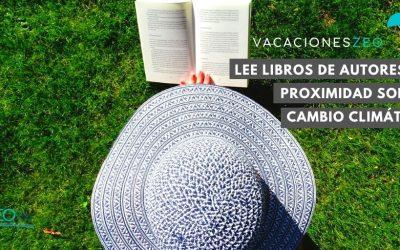 5 llibres d'autors espanyols sobre canvi climàtic