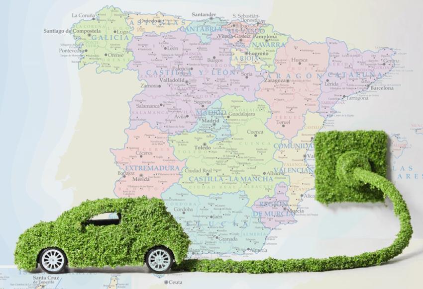 ¿Es posible viajar por España con nuestro vehículo eléctrico?
