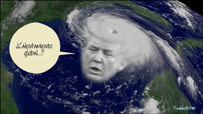 Las teorías negacionistas que intentan desmentir el cambio climático