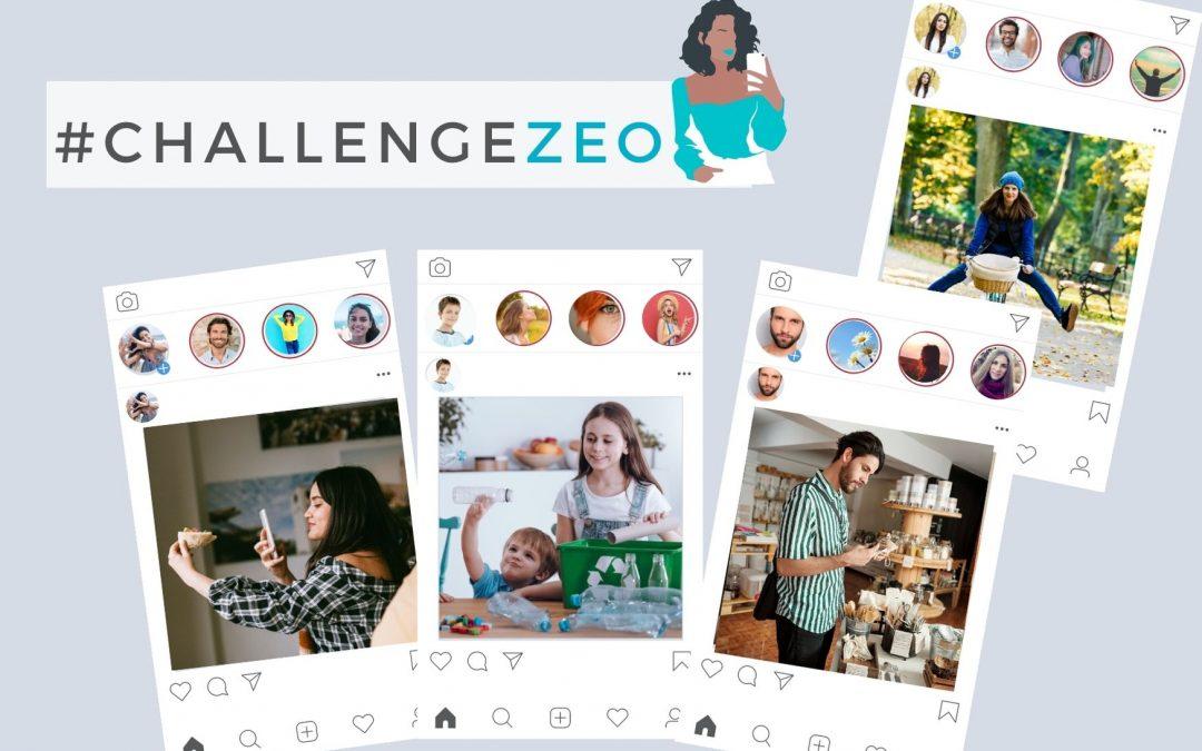 """El """"Challenge ZEO"""" anima a los usuarios de Instagram a reducir emisiones"""