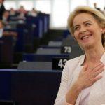 Recordando el optimista discurso de Ursula Von der Leyen sobre el estado de la UE, que pasó desapercibido.