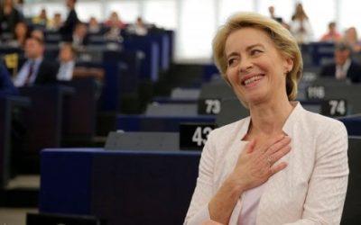 Recordant l'optimista discurs de l'Úrsula Von der Leyen sobre l'estat de la UE, que va passar desapercebut