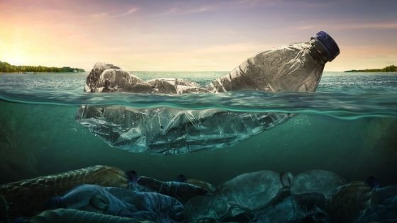 ¿Cómo contribuye el plástico al cambio climático?