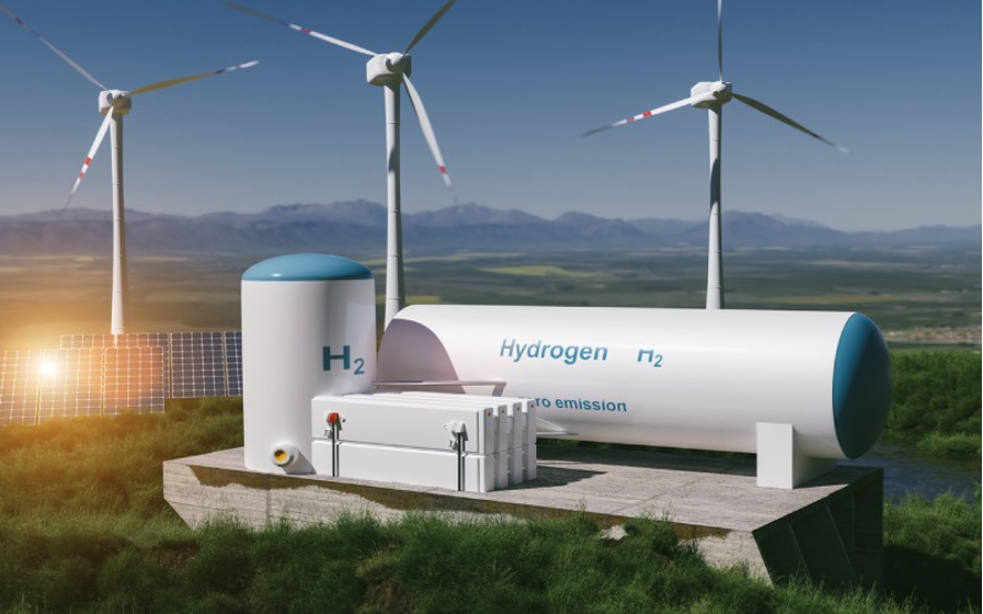 El hidrógeno verde, el combustible cero emisiones