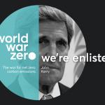 """EEUU plantea la lucha contra el cambio climático como la """"Guerra Mundial Zero"""""""
