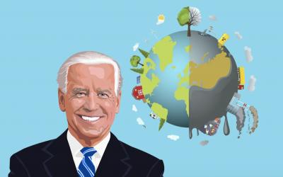 EEUU vuelve oficialmente al Acuerdo de París gracias a Joe Biden