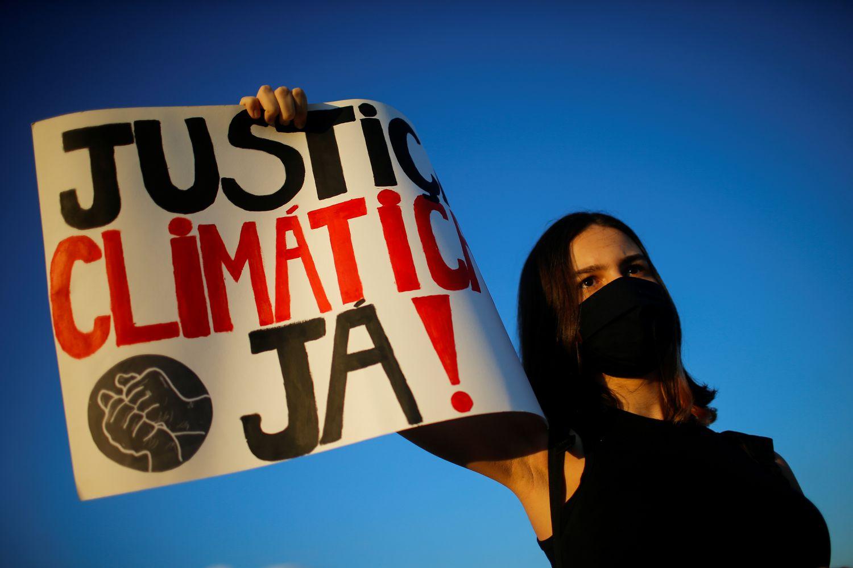 Justicia climática obliga gobiernos a cumplir compromisos