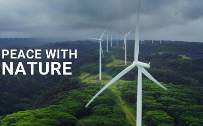 """La ONU presenta un nuevo programa para """"hacer las paces con la naturaleza"""""""