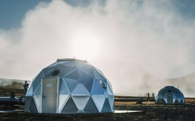 Transformar el CO₂ en pedres, una possible solució per a frenar el canvi climàtic