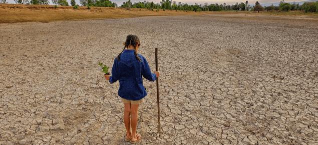Lucha climática y mujeres