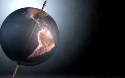 El cambio climático está alterando el eje de rotación de la Tierra