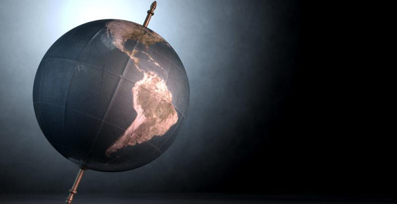 El canvi climàtic està alterant l'eix de rotació de la Terra
