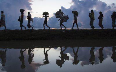 El número de refugiats climàtics augmenta a causa de l'escalfament global