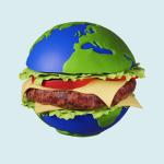 Tu hamburguesa también puede contribuir al cambio climático (o frenarlo)
