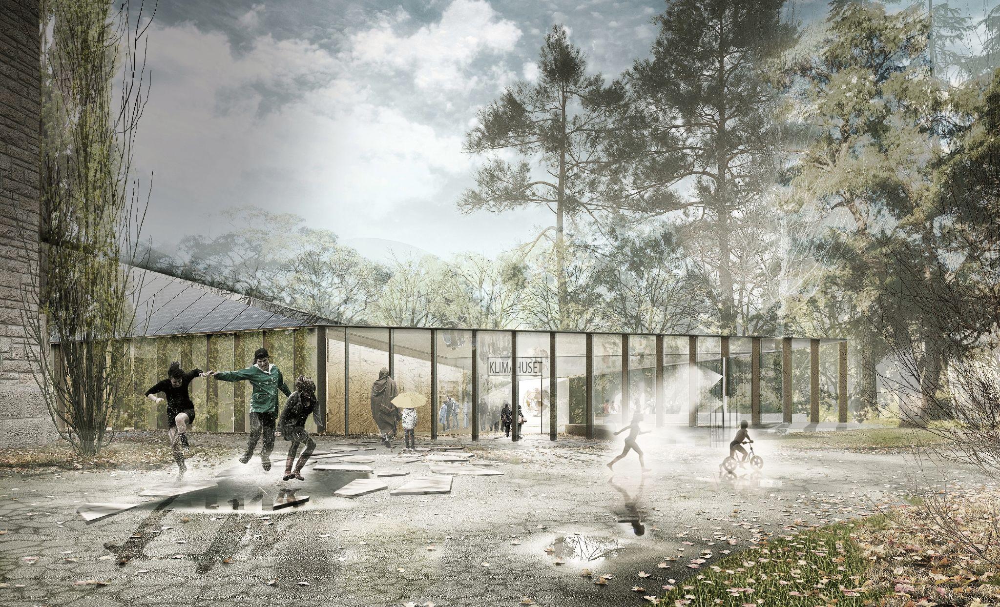 museo cambio climático en el mundo