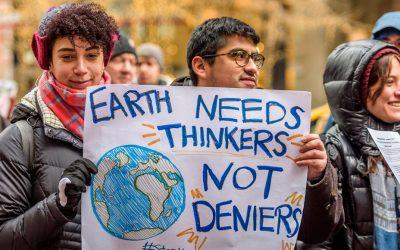 El derrotisme climàtic, una amenaça per l'acció climàtica