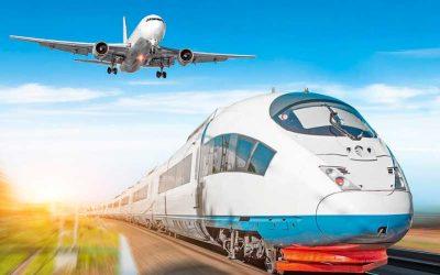 Avió o tren en les distàncies mitjanes?