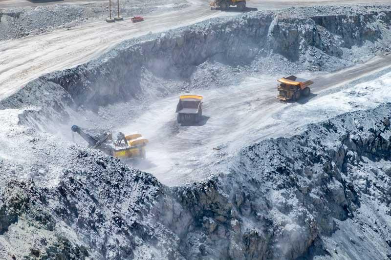 El papel de los minerales en la transición energética