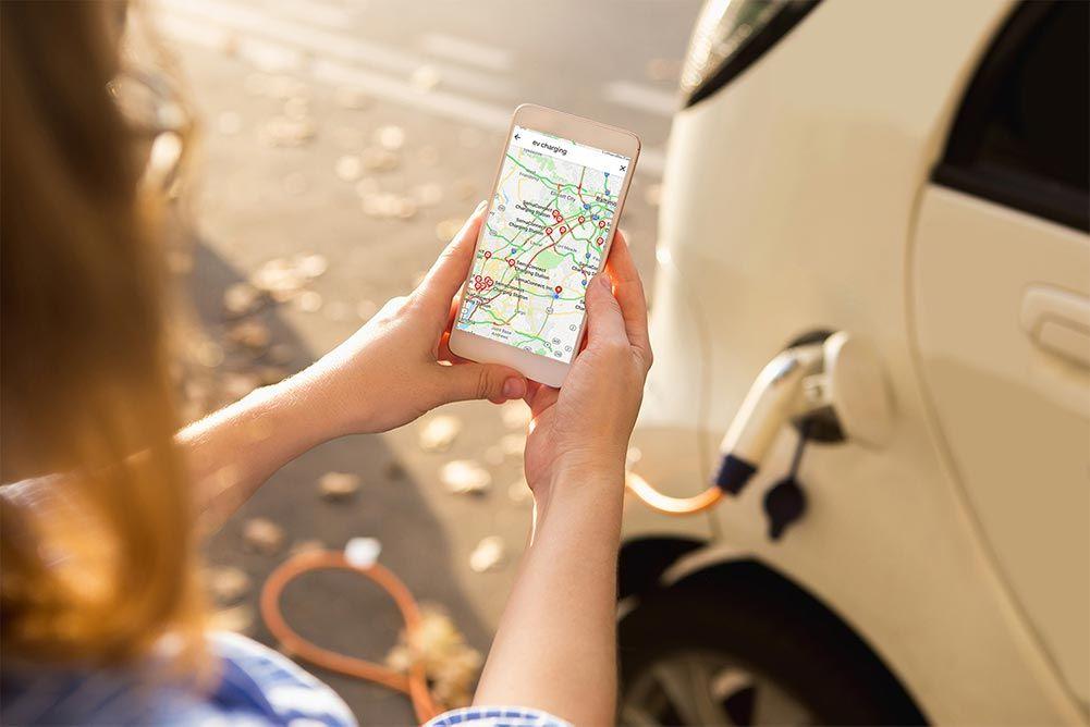Podem anar tranquils de vacances amb un cotxe elèctric?