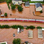 Un fenómeno climático extremo ha azotado el centro de Europa