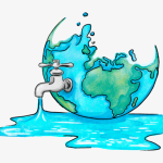 ¿Qué relación existe entre la huella hídrica y la huella de carbono?
