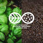 Barcelona serà la Capital Mundial de l'Alimentació Sostenible Urbana 2021