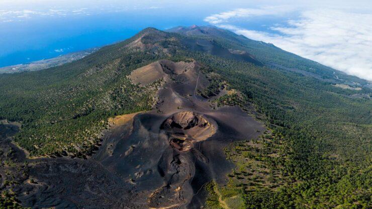 Com està afectant el volcà de la Palma al canvi climàtic