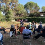 Éxito del taller de compostaje organizado en Bellaterra